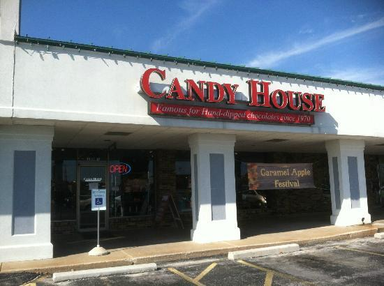 Candy House Gourmet Chocolates: The Springfield Candy House - Springfield, MO