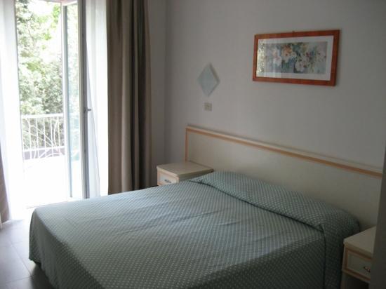 Mediterraneo Albergo: Mein Zimmer