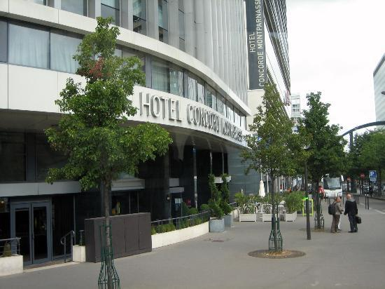 Hotel Concorde Montparnasse: View of the hotel
