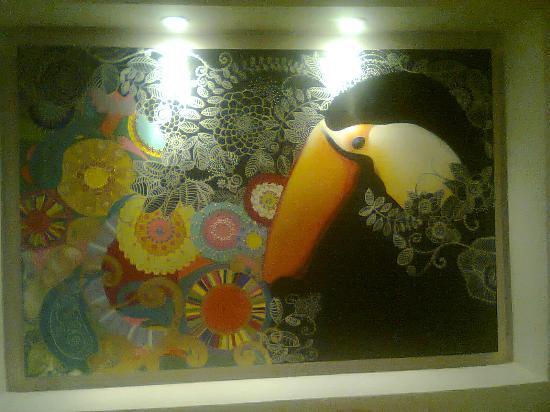 Del Rey Hotel: Papagayo