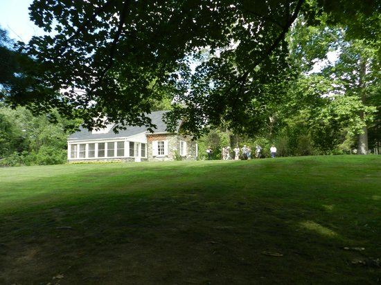 Hyde Park, Nova York: Eleanor's cottage