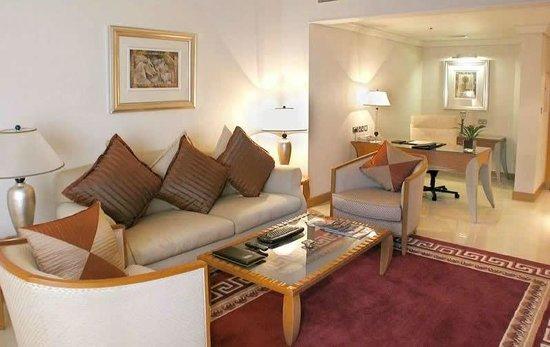 Fairmont Dubai: Suite