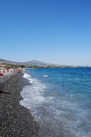 Kipriotis Village Resort: Plage de l'hôtel