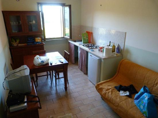 Apecchio, Italie : cucina