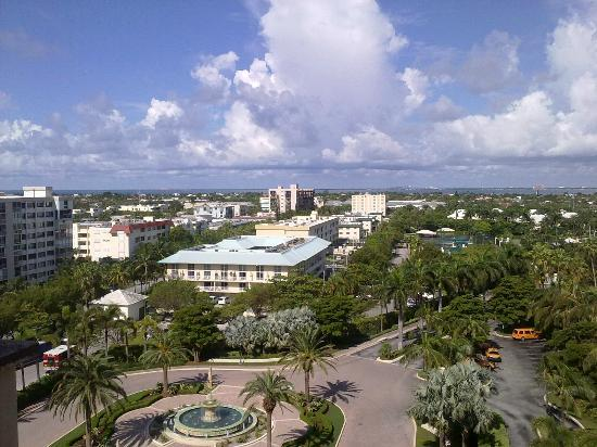 wonderful view picture of the ritz carlton key biscayne. Black Bedroom Furniture Sets. Home Design Ideas