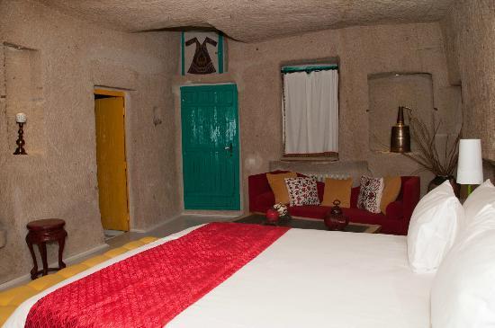 Hezen Cave Hotel: Suite 5