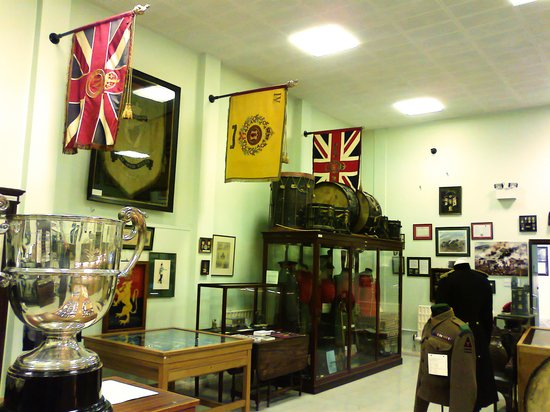‪Royal Ulster Rifles Museum‬