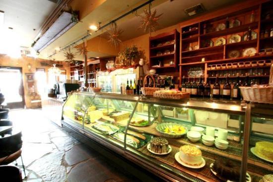 Marmalade Cafe - Malibu: Balcony