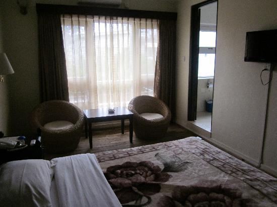Hotel Holy Himalaya: room 214