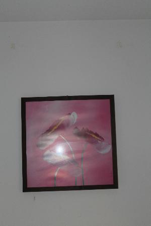 Peinture qui s 39 caille photo de magny le hongre marne la - Peinture qui s ecaille ...