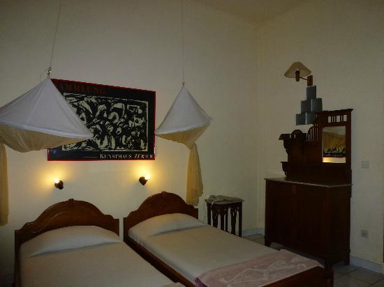Un's Hotel: camera