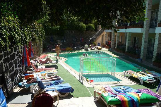 Ozlem 1 Apartments: pool