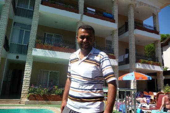 Ozlem 1 Apartments: peter