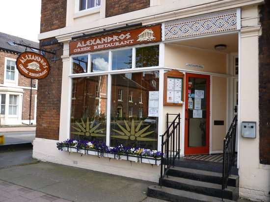 Alexandros Greek Restaurant and Deli: Alexandros Greek Restaurant