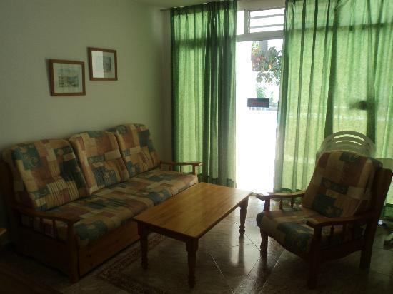 Apartamentos Sandra: Lounge 2