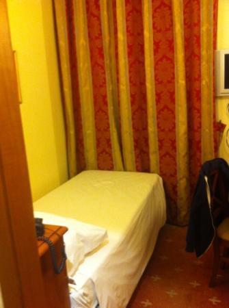 BEST WESTERN PLUS Hotel Milton Roma: camera singola