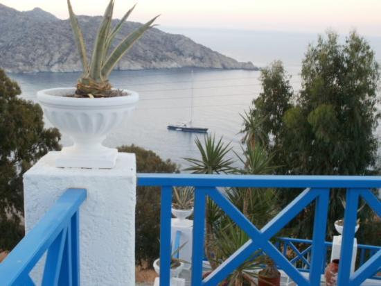 Pelagos Hotel - Apartments: Pelagos view