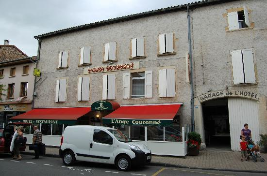 Hotel L'Ange Couronne : hotel