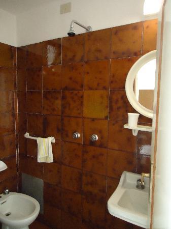 """Hotel Club Italgor: """"ванная"""""""
