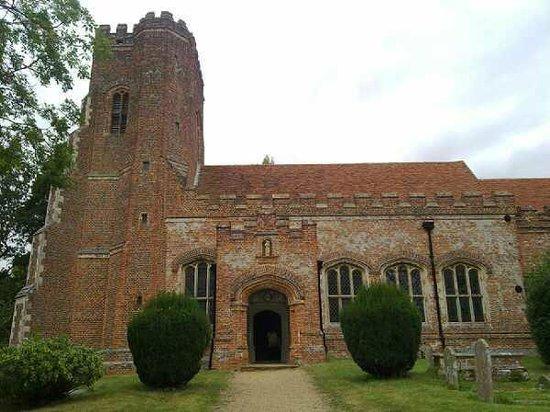 Layer Marney Tower: St Mary the Virgin parish Church