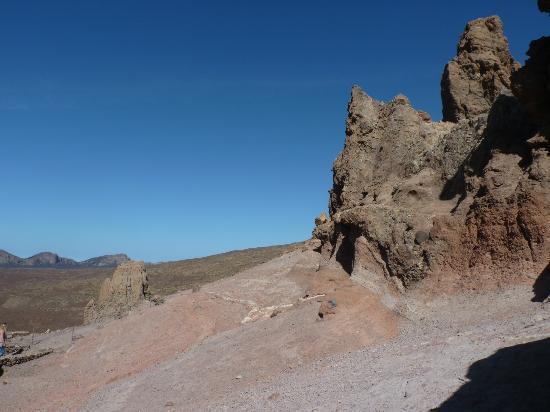Volcan El Teide: Parc du Teide 