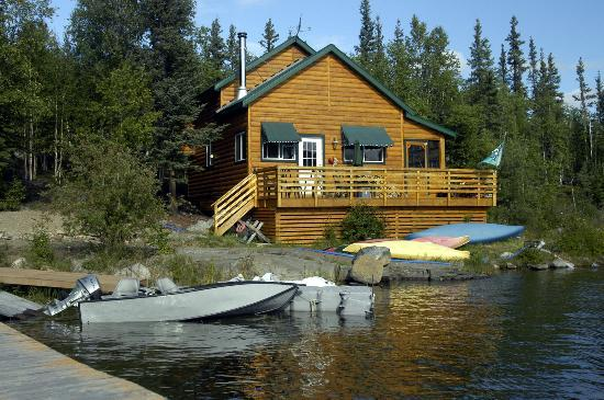 Yellow Dog Lodge: Executive Cabin