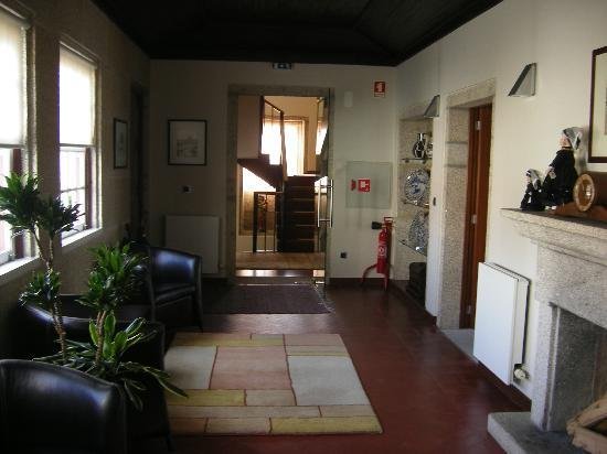 Quinta de Sao Sebastiao Hotel Rural : Zona de recepción