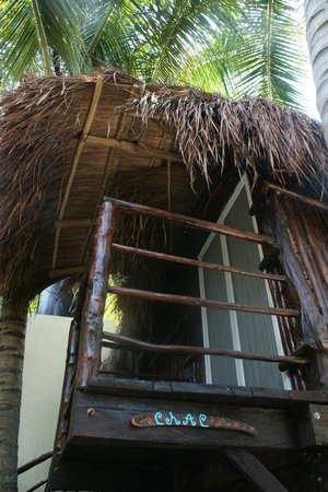 My Tulum Cabanas: Balcon Chac