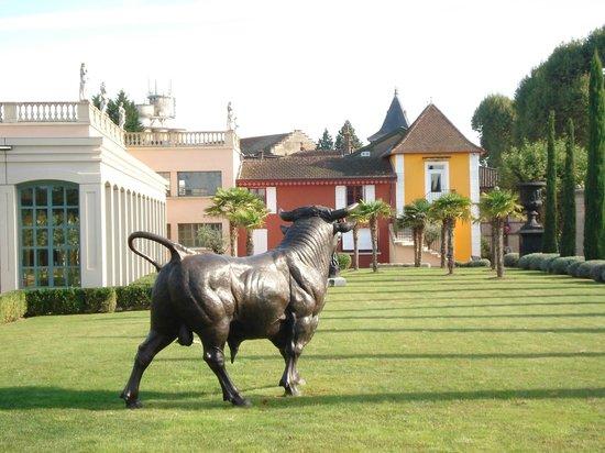 Georges Blanc Parc & Spa : LE PARC