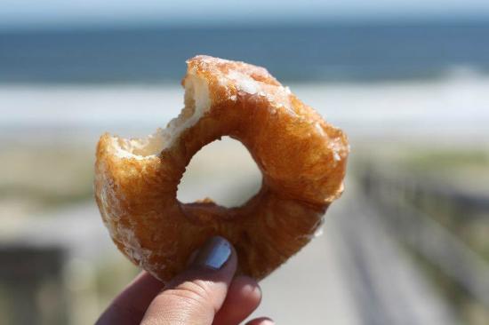 Britt S Donuts Carolina Beach Nc