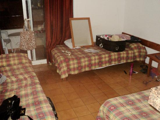 Casita Blanca Apartments : Our room