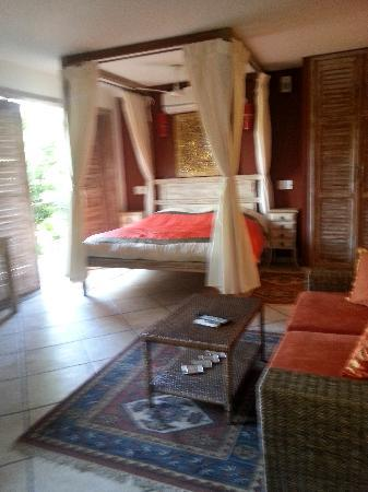 Gavea Tropical Boutique Hotel: Ambiance