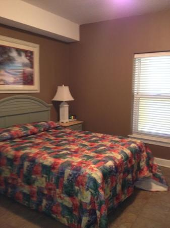 Ocean Villa Condos: guest bedroom unit 1306