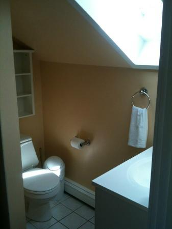Caj Guest House Worcester Street: bagno