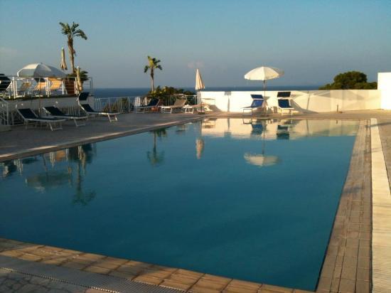 ELMA Park Hotel Terme e Benessere: piscina esterna