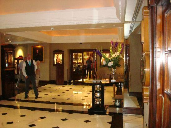 The Chester Grosvenor: Reception Hall
