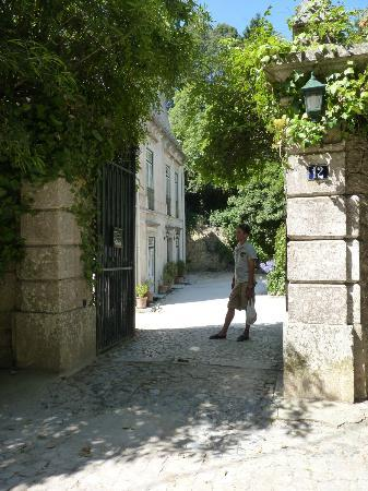 Hotel Sintra Jardim: Portail