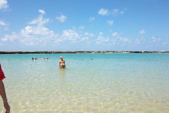 Praia de Muro Alto: playa
