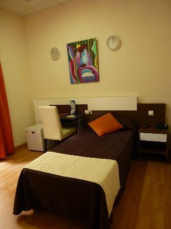 Explanada Hotel Alicante: Room