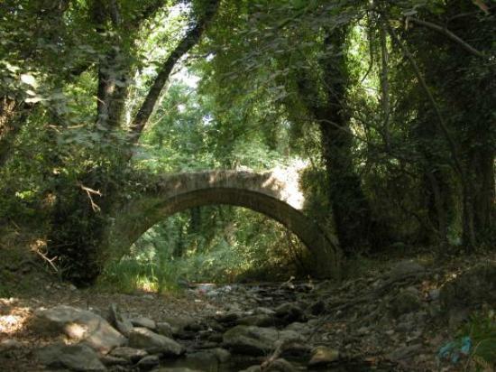 Kastora Canyon: Μαρμαρογεφυρο