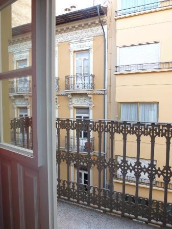 Explanada Hotel Alicante: Balcony