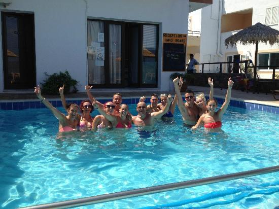 Elounda Sunrise Apartments: Elounda Pool
