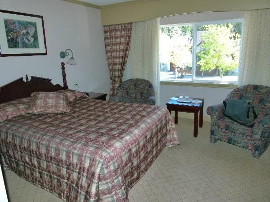 Rundlestone Lodge: bedroom