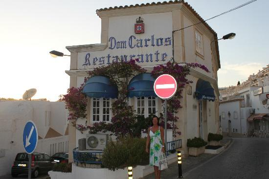 Restaurante Dom Carlos : Dom Carlos Restaurant