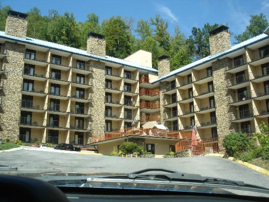 Quality Inn & Suites Gatlinburg: outside