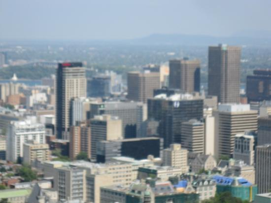 Hotel Travelodge Montreal Centre: Mout Royal Lookout
