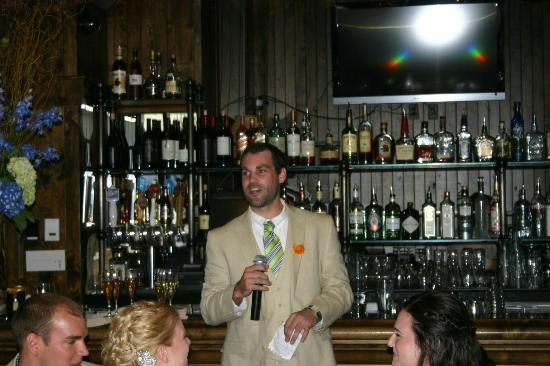 West Shore Cafe: A Rustic Tahoe Inn- A Beautiful Place For A Wedding