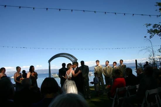 West Shore Cafe: More of The Ceremony