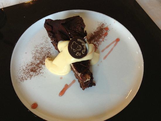 La Castellana: dessert