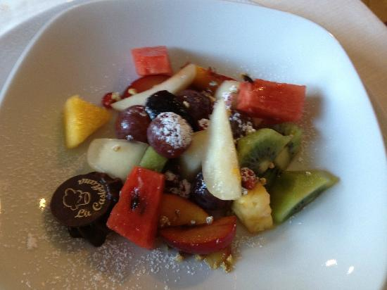 La Castellana: Frutta mista